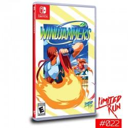 Windjammers (RARE)
